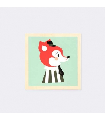 Cuadro fox