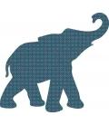 Papel Pintado Elefante