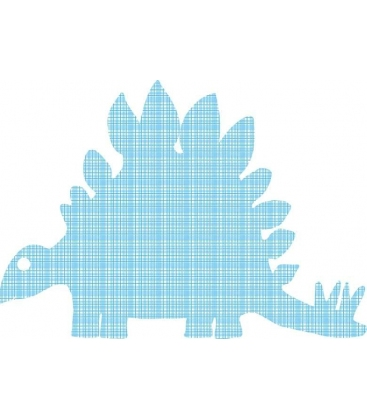 Papel Pintado Estegosaurio