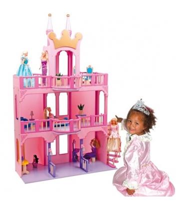 """Casa de muñecas """"Castillo maravilloso"""""""