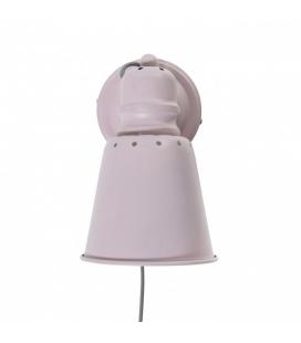 Lámpara Infantil Pared Rosa