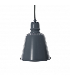 Lámpara Infantil Techo Negra Pequeña