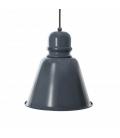 Lámpara Infantil Techo Negra Grande