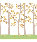 Mural Bosque Octubre