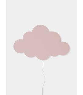 Lámpara Nube rosa