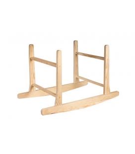 Patas de madera artesanas